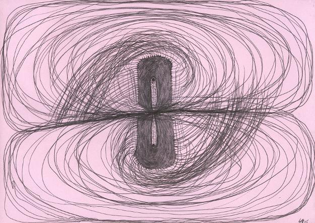 Line Drawing Net : Sara bichão